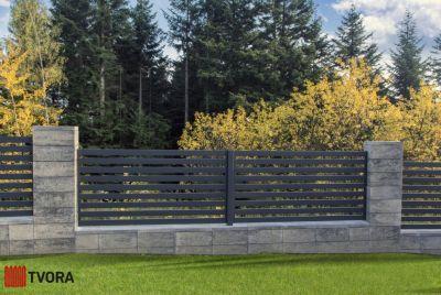 Horisontaal aiad ja väravad